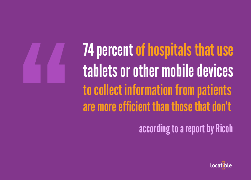 Mobile Tablet Healthcare Survey 1